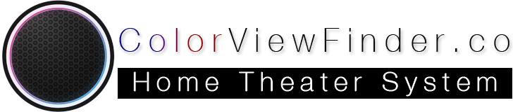 ColorViewFinder – Home Entertainment