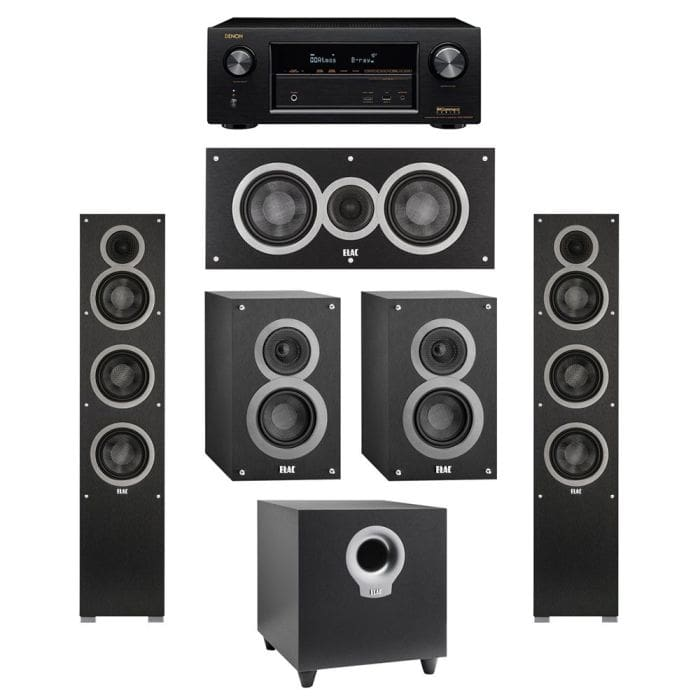 Elac Debut 5.1 Sound System