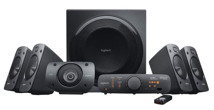 Logitech Z906 5.1 Home Theater