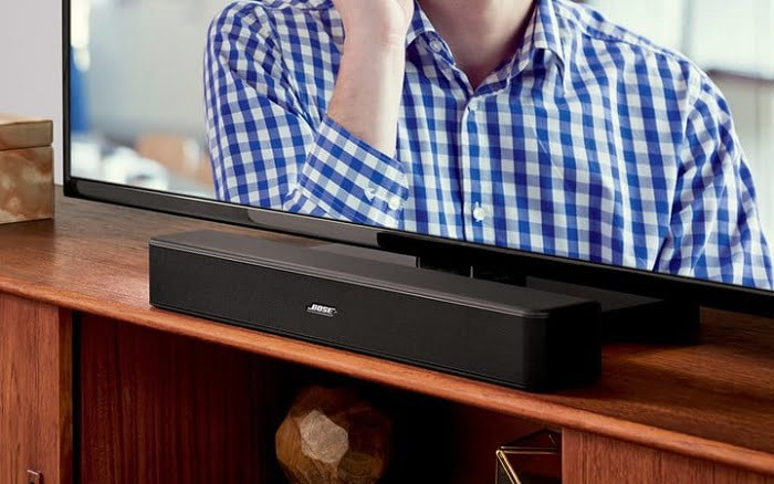 Bose Solo TV Sound System Review