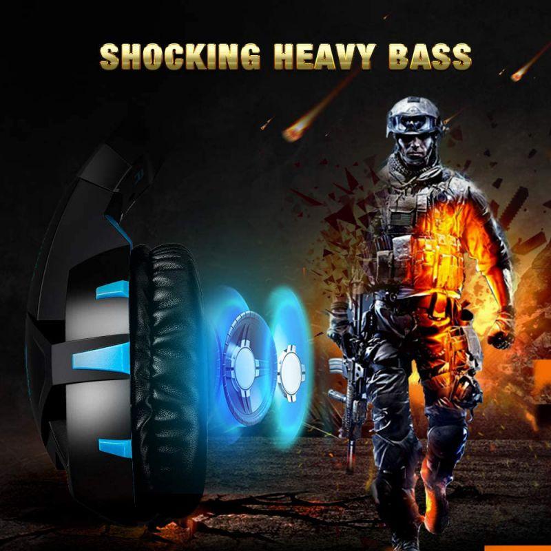 Heavy Bass Runmus Gaming Headset Review