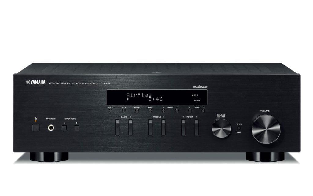 Yamaha RN303 Front