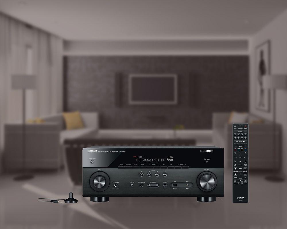 Yamaha TSR-7850