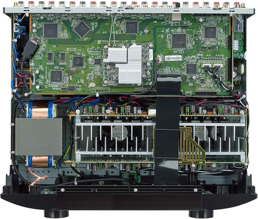 Internals Marantz SR6014