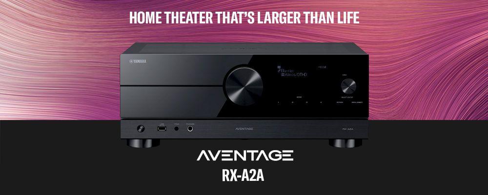 Yamaha RX A2A