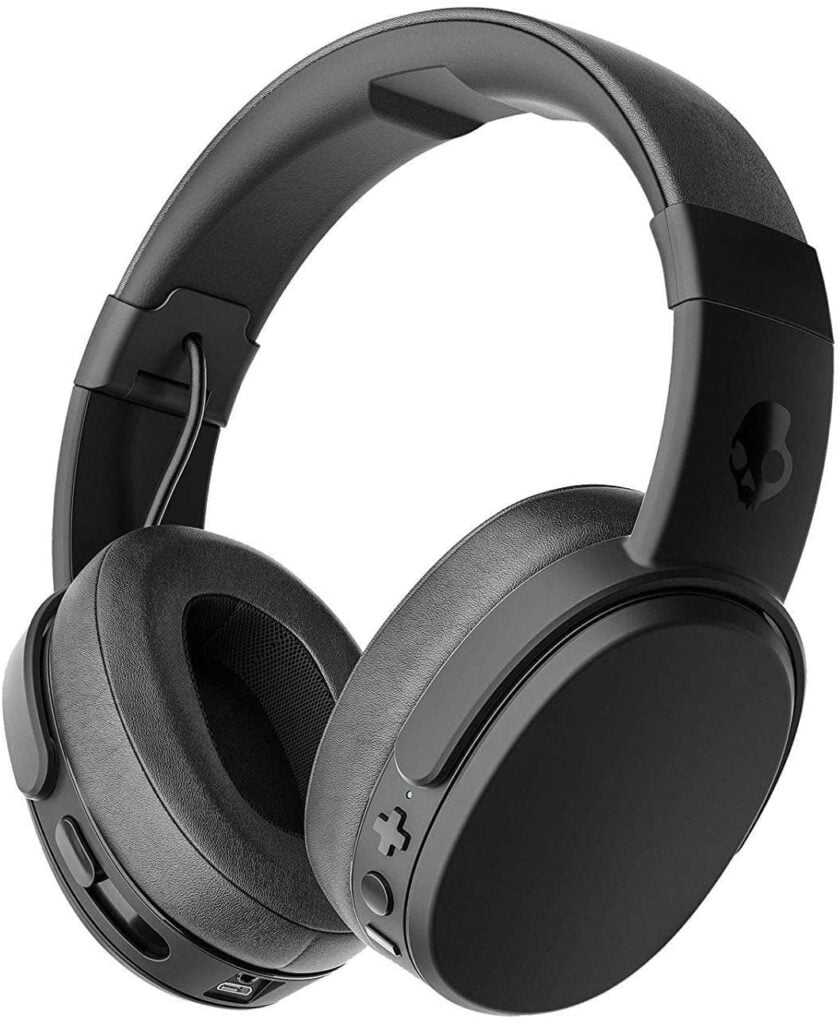 Skullcandy S6CRW-K591 Crusher Wireless Over-Ear Headphone - Black