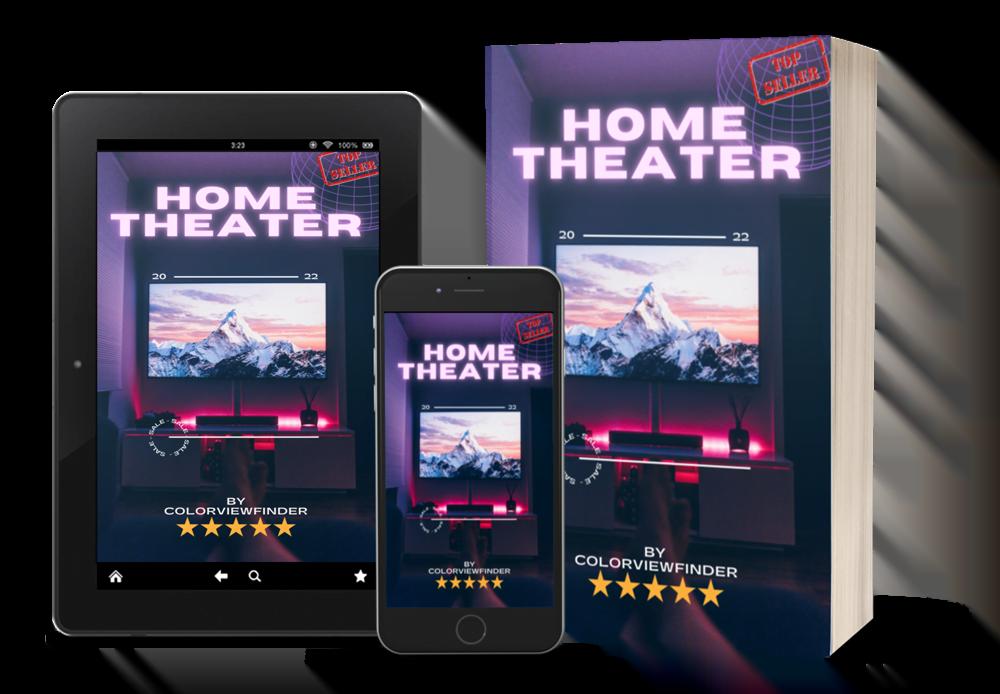 DIY Home Theater eBook