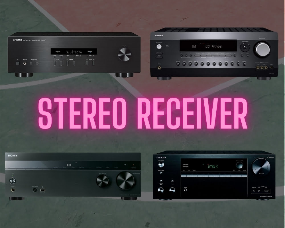Best Stereo Receiver
